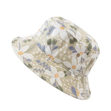 Load image into Gallery viewer, 2020 new flower fisherman hat female printed sun hat sunscreen version men and women hat tide hat S70