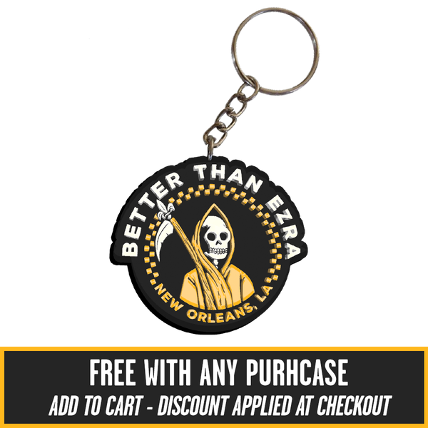 Reaper Keychain [FREE WITH PURCHASE]