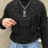 Holster Vest Rig Chest Bag