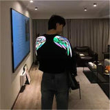 Long Sleeve Reflective Wings Shirt