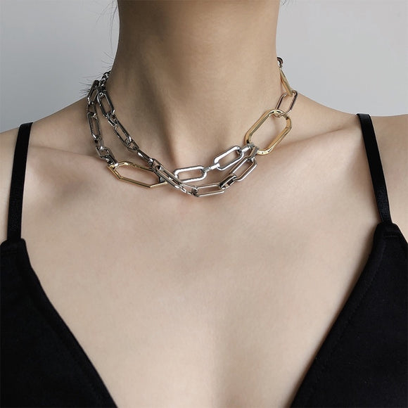 Stainless Steel 'Mix And Match' Necklace Chain