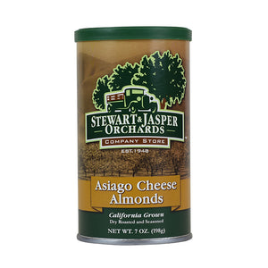 Asiago Cheese Almonds