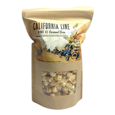 California Line Blonde Ale Caramel Corn