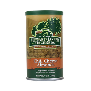 Chili Cheese Almonds