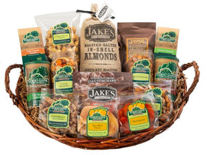 Fruit & Nut Gift Basket