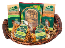 Load image into Gallery viewer, Fruit & Nut Gift Basket