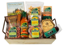 Load image into Gallery viewer, Gourmet Snacker Gift Basket