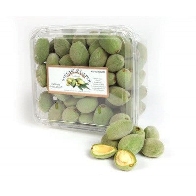 Green Almonds- 3rd Stage Now Shipping