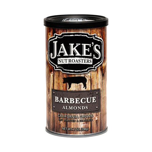 Jake's Barbecue Almonds