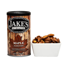 Load image into Gallery viewer, Jake's Maple Almonds