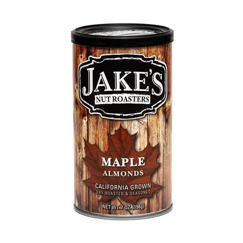 Jake's Maple Almonds
