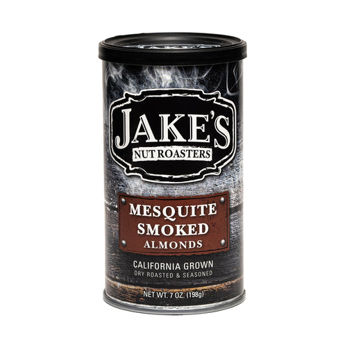 Jake's Mesquite Smoked Almonds