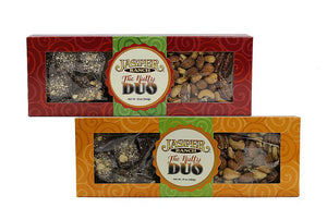 English Toffee & Maple Mixed Nuts Nutty Duo