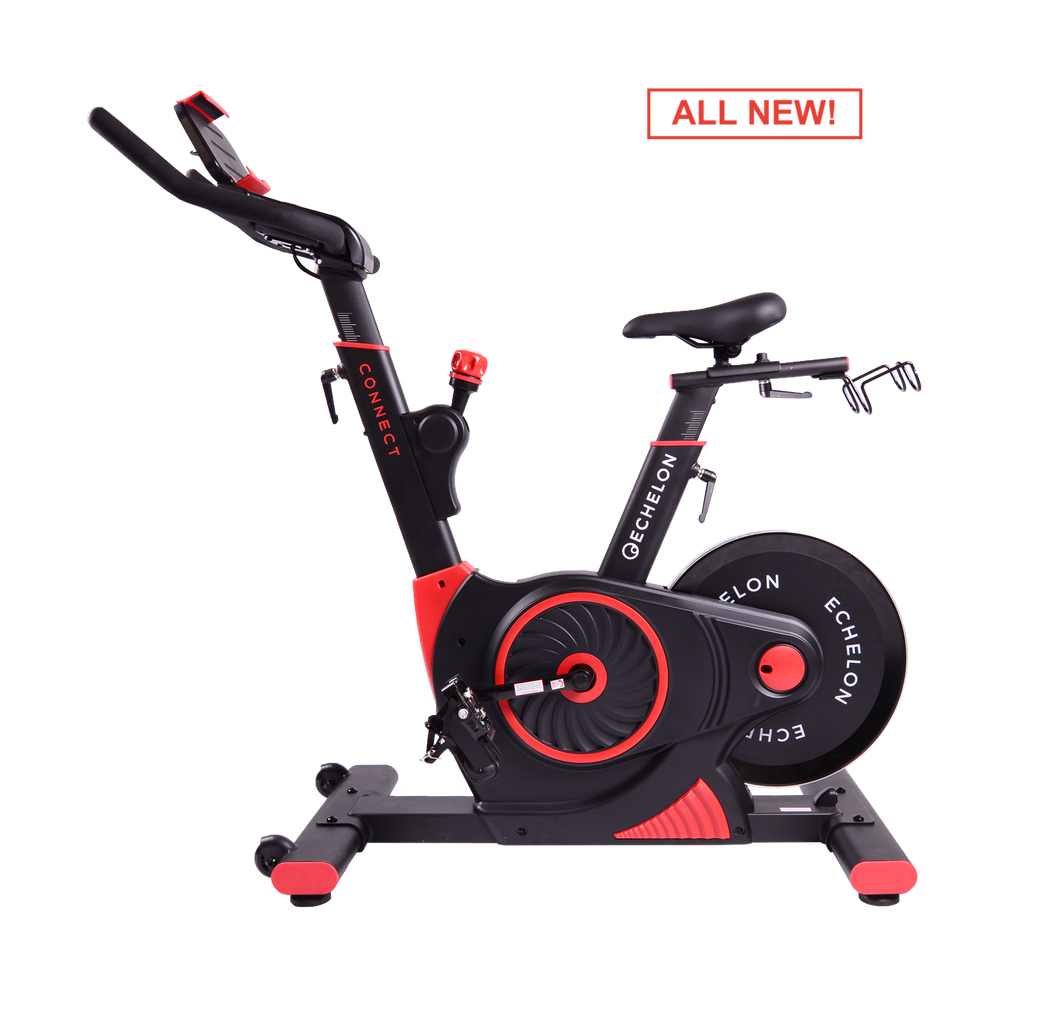 ECHELON - SMART CONNECT EX3 MAX BIKE (RED)