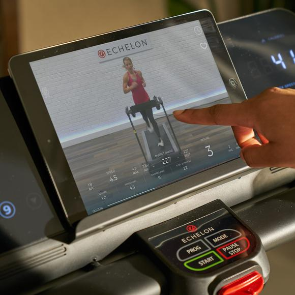 Echelon Stride Auto-Fold Connected Treadmill