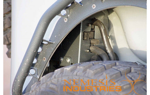Jeep TJ/TJ Unlimited Charcoal Canister Relocation Bracket 03-06 Wrangler TJ Unfinished Nemesis Industries