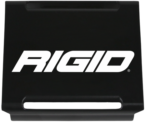 4 Inch Light Cover Black E-Series Pro RIGID Industries