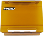 4 Inch Light Cover Amber E-Series Pro RIGID Industries