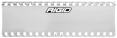 6 Inch Light Cover Clear SR-Series Pro RIGID Industries