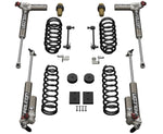 Jeep JK 2 Door 1.5 Inch Sport ST1 Suspension System w/ Falcon 3.3 Shocks 07-18 Wrangler JK TeraFlex