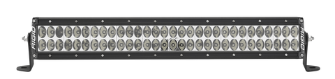 20 Inch Driving Light Black Housing E-Series Pro RIGID Industries