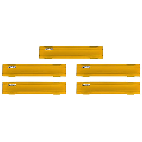 Light Bar Cover For 54 Inch RDS SR-Series Amber RIGID Industries