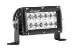 4 Inch Driving Light Black Housing E-Series Pro RIGID Industries