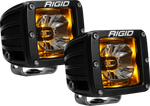 LED Pod with Amber Backlight Radiance RIGID Industries