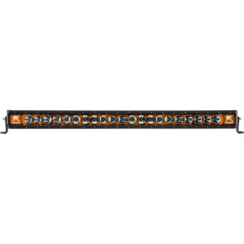 40 Inch Amber Backlight Radiance Plus RIGID Industries
