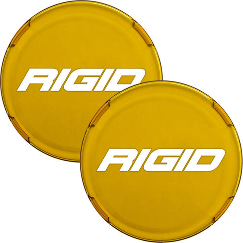 Cover For Rigid 360-Series 6 Inch Led Lights Amber Pair RIGID Industries