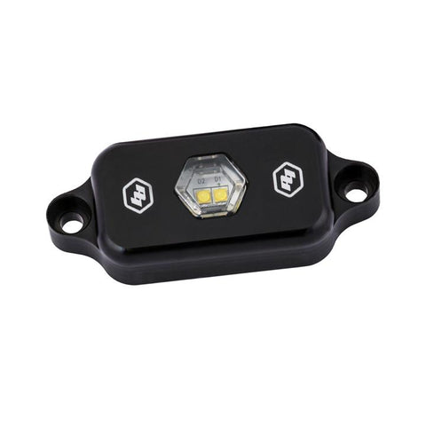 LED Rock Light Clear Baja Designs