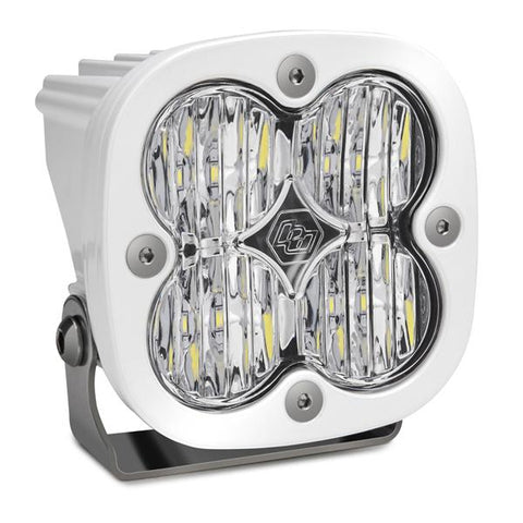 LED Light Pod White Clear Lens Wide Cornering Pattern Squadron Pro Baja Designs
