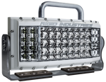 Low Voltage 80-40/Spot Combo White Housing Site Series RIGID Industries