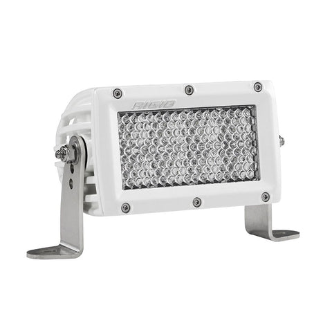 4 Inch Diffused Light White Housing E-Series Pro RIGID Industries