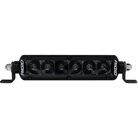 6 Inch Spot Midnight SR-Series Pro RIGID Industries