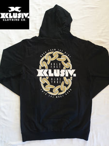 XCLUSIV Chain Hoodies