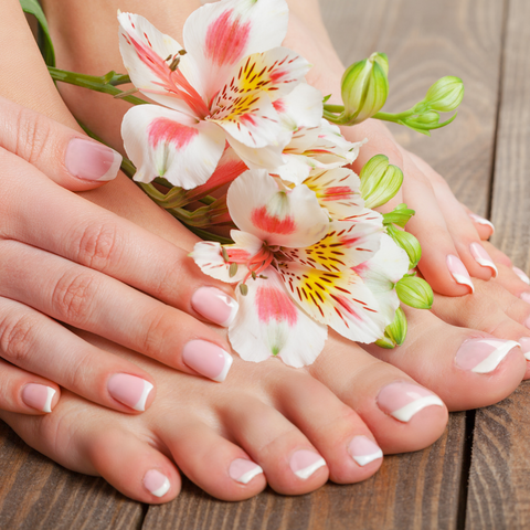 Nail Spa - OPI Spa  Pedicure $80