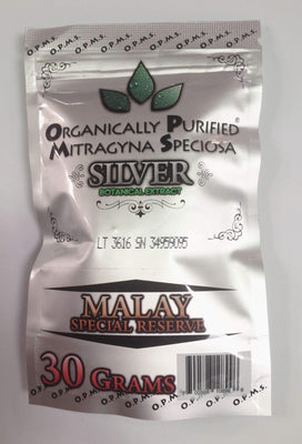 opms silver malay capsules