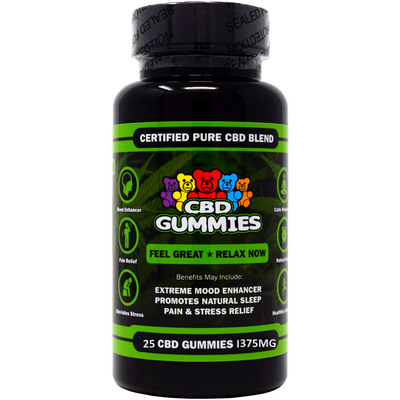 hemp bomb gummies 25 count Gomitas de Cáñamo
