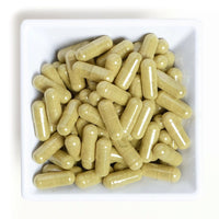 Natural green thai Kratom capsules