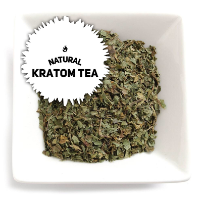natural kratom tea