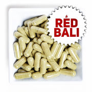 RED BALI Natural Kratom Capsules
