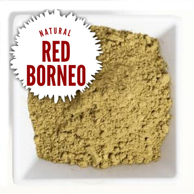 natural kratom borneo
