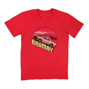 Brumby Red