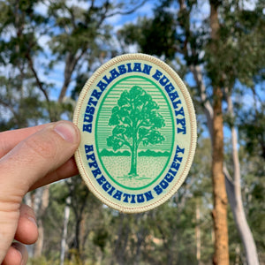 Australasian Eucalypt Appreciation Society Patch