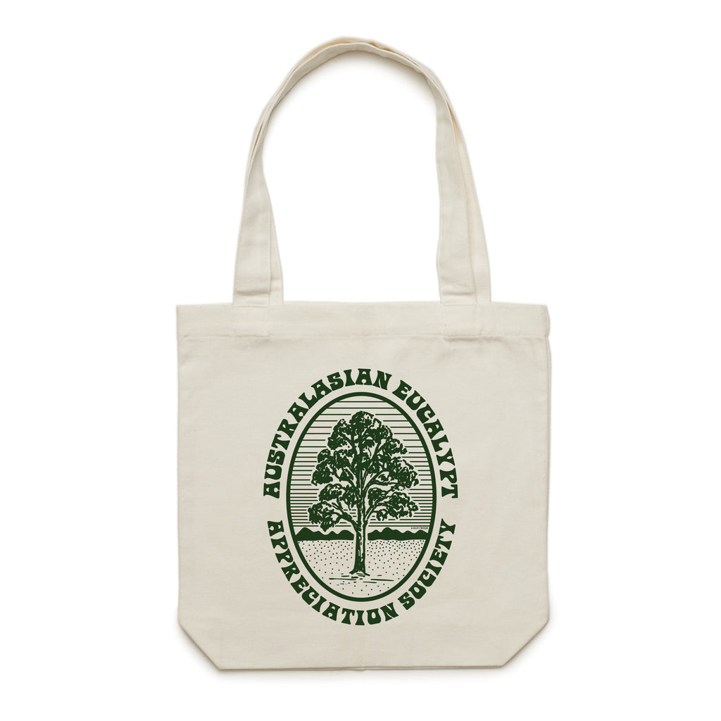 Australasian Eucalypt Appreciation Society Tote Bag