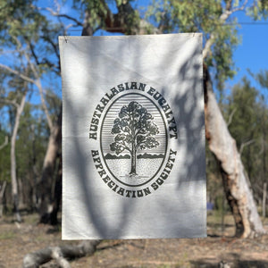 Australasian Eucalypt Appreciation Society Tea Towel