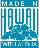 Made in Hawaii with Aloha logo