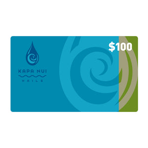 $100 Gift Card for Kapa Nui Nail products