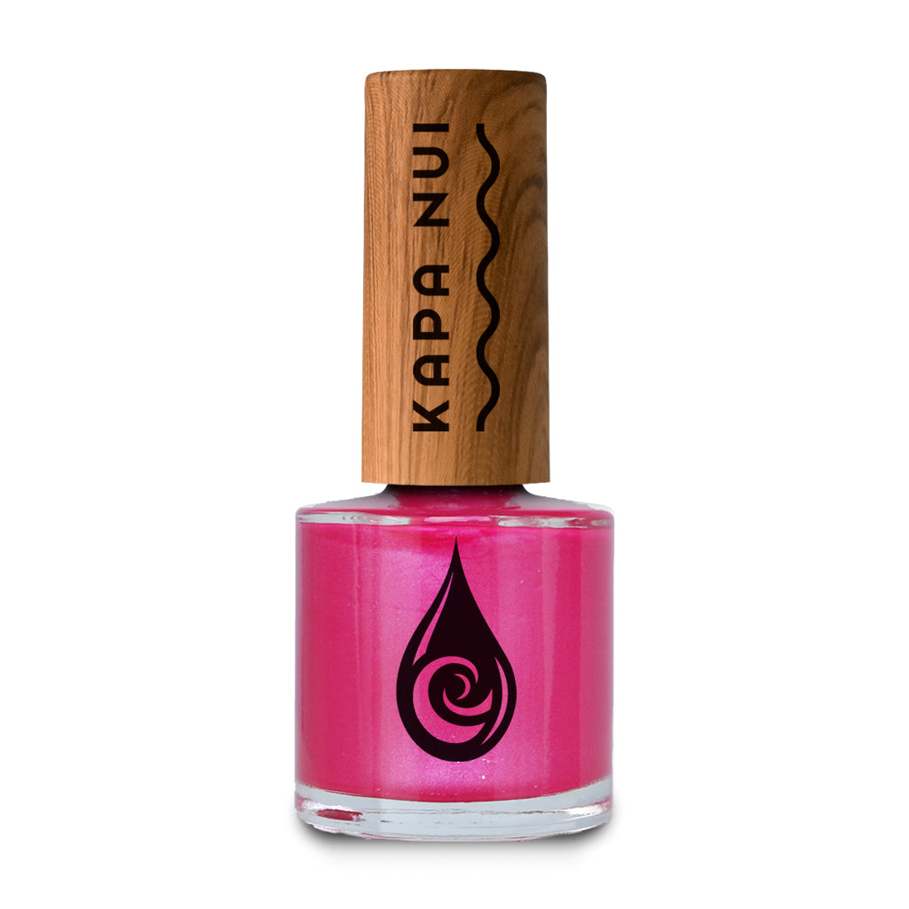 awapuhi non toxic nail polish in 9 ml bottle
